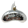 "Chicago Bean –Silver Chicago 4.0"" (SEW1331)-0"