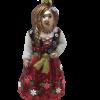 "Polish Highlander Girl ""Goralka"" 5"" (10cm) - SEW163-0"