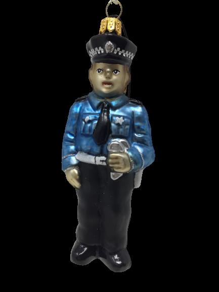 "CHICAGO Policeman Ornament 5"" (SEW166)-0"