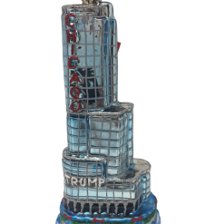 Chicago TRUMP TOWER ornament (MYS998)-0
