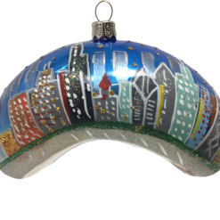 "Chicago Bean – 4.5"" (OLS201)-0"