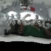 "Chicago Bean – mini silver 3"" (ols205)-5294"