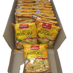 Soup-ZUPA ROSOL-24 pack(full display) Free Shipping-0