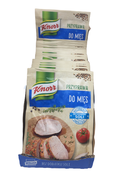 Seasoning-Do MIESA bez Soli - 24 pack przyprawa- KNORR -Free SHIPPING-0